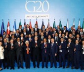Antalya Hosted G20 Leaders Summit