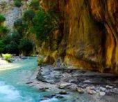 Muğla – Saklııkent National Park