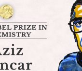 Turkish Professor Aziz Sancar Wins Nobel Chemistry Prize