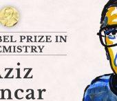Turkish Professor Aziz Sancar Wins Nobel Chemistry Prize