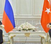 President Erdoğan's visit to…
