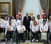 Medalists of Rio 2016 Paralympics…