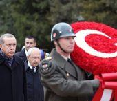 78th Anniversary of Atatürk's Passing to Eternity