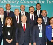 Hisarcıklıoğlu attended Investment Advisory Council meeting
