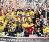 Fenerbahce Istanbul joins list of EuroLeague champions!