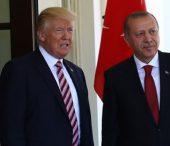 President Erdoğan Meets with U.S. President Trump