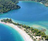 Muğla, Antalya beaches the best in Turkey