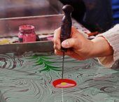 Turkish Ebru Art