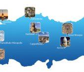 Turkey in World Heritage List